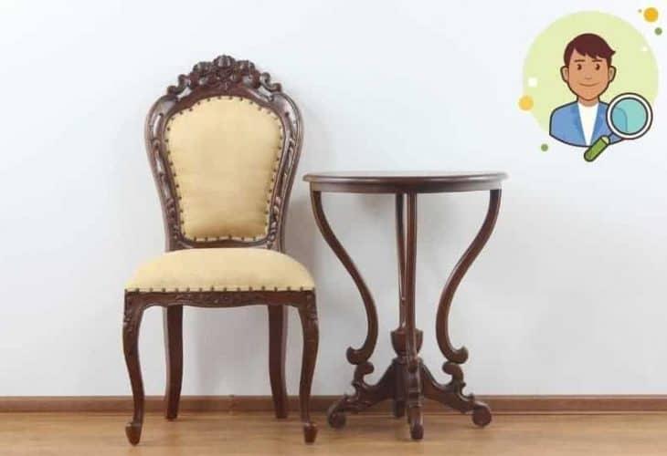 identify my antique furniture