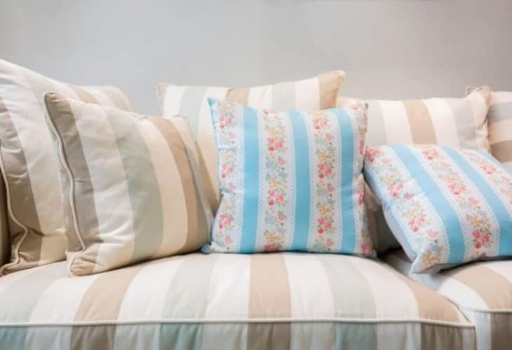 how to clean fabric sofa naturally