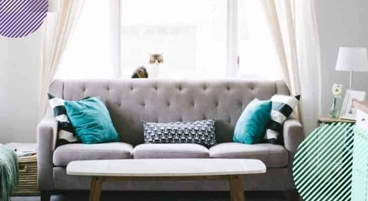 best material for a couch