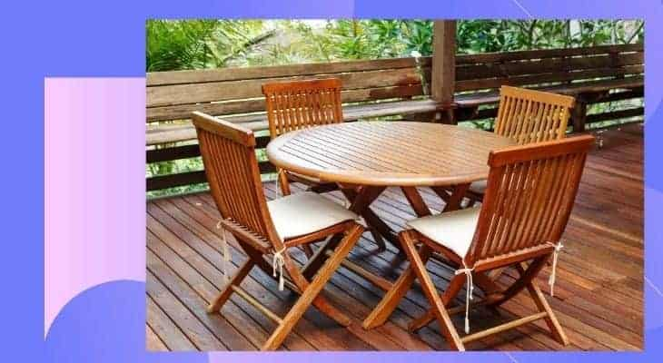 best oil for outdoor wood furniture