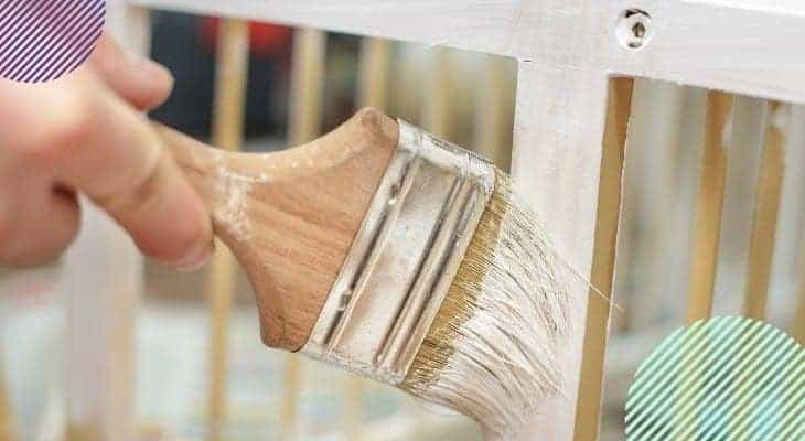 what kind of paint to use on wood furniture