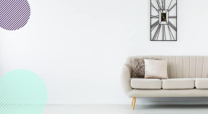 is polyester a good fabric for a sofa