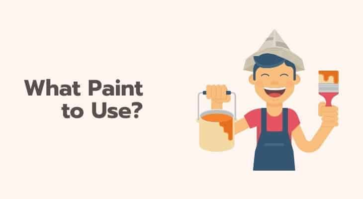 what paint to use on wood