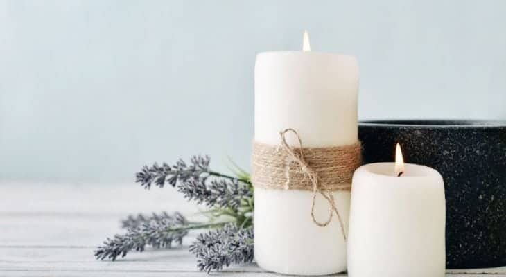 how long does a candle burn
