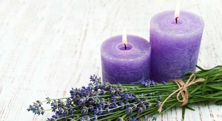 scented candles remove smell