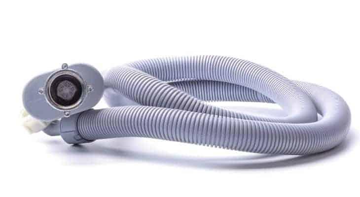 dishwasher drain hose