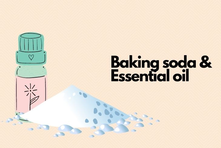 baking soda clean clothes