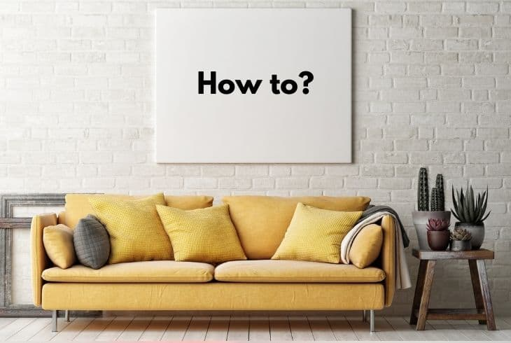 A Complete Guide on How to Wash Sofa Covers Without Shrinking
