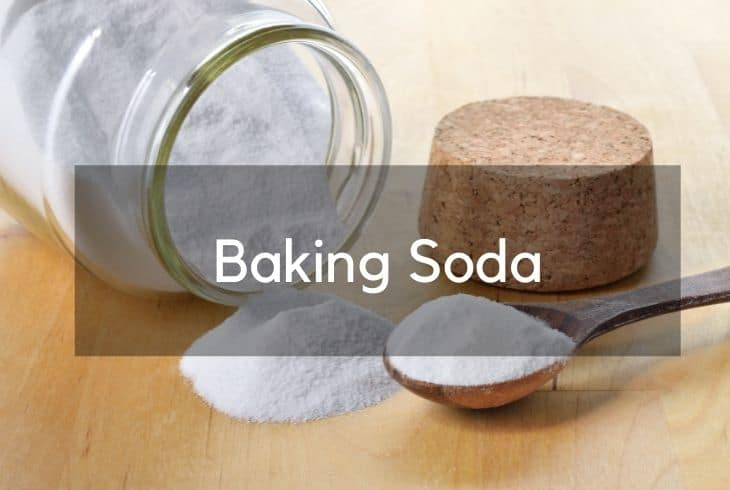 baking soda for towel smell