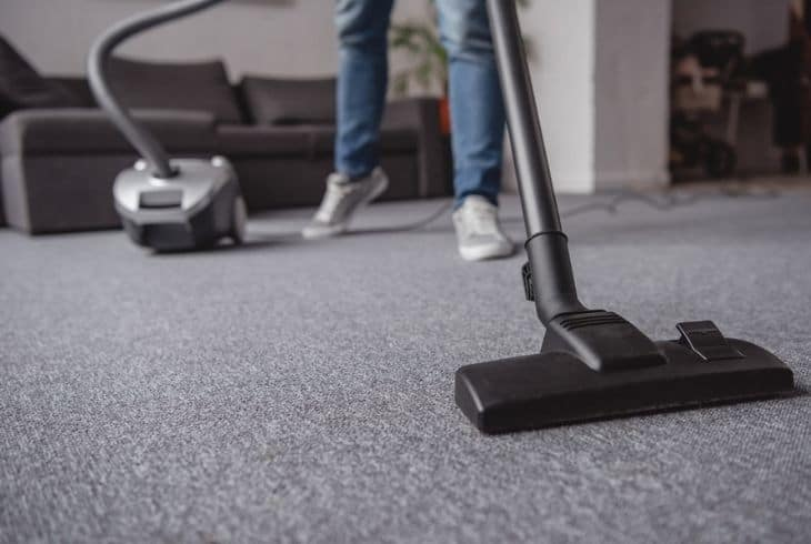 how to clean after fire